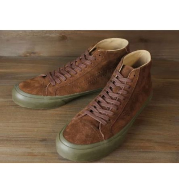 4c2fe20608 Vans Court Mid DX Tanner Cappuccino Dark Brown Gum
